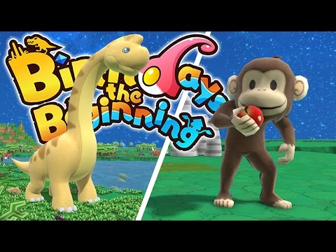 Birthdays the Beginning - Jurassic World - Humans AND Dinosaurs! - Birthdays the Beginning Gameplay