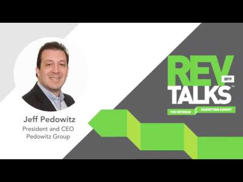Jeff Pedowitz Introduces RevTalks during B2BMX