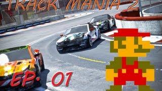 TrackMania 2 Canion en Stadion - Epic FUN! W/ Lars