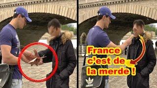 COMBIEN COÛTE LA FRANCE - HOW MUCH COST FRANCE (EXPÉRIENCE SOCIALE) IbraTV