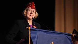 National Commander Denise H. Rohan - 2018 American Legion Washington Conference Commander's Call