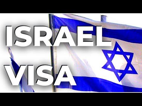 How To Get Israel Visa - 2021
