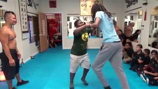 Kung Fu Kids - Iron Hands Challenge