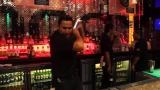 Preparación De Naranjada Por Bartender Mario Alarcón Cocktail & Mobile Bar Gt