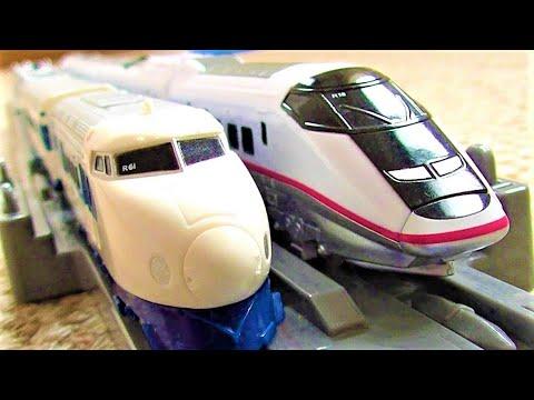 プラレールアドバンス 0系 E3系 こまち 新幹線 프라레일 Plarail