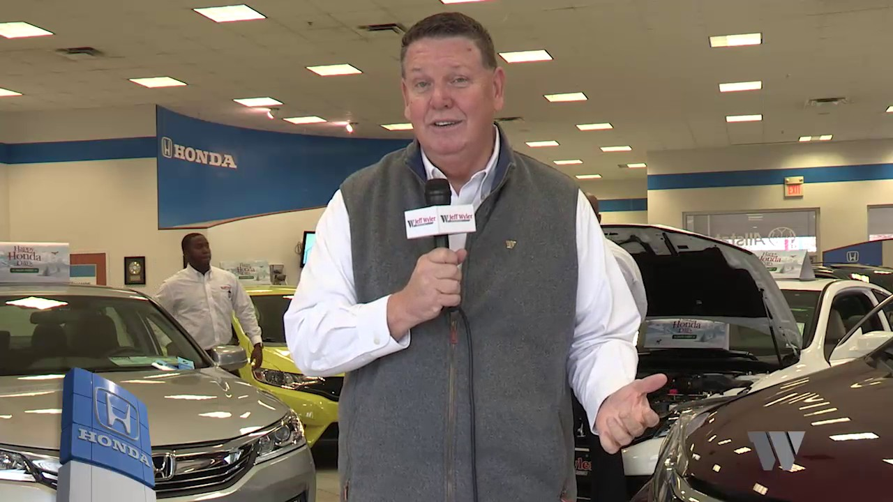 Jeff Wyler Honda Of Colerain Advanced Equity Sale Youtube