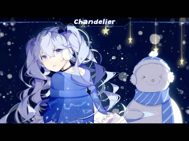 Mesmerizing Chandelier Lyrics Nightcore Images - Chandelier ...