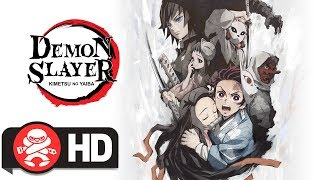 Demon Slayer Theatrical Event Trailer - One Night Only