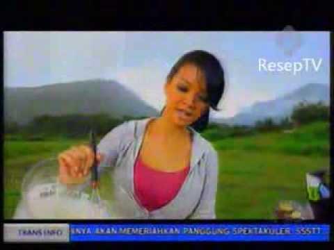 Resep Lumpia Bakar Udang ala Chef Farah Quinn - YouTube