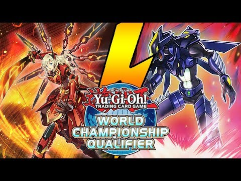 WCQ European Championship 2018 - Top 32 Feature Match: Sky Striker vs Phantom Knight Hero