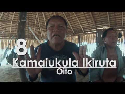 Números Yawalapiti 6 - 10