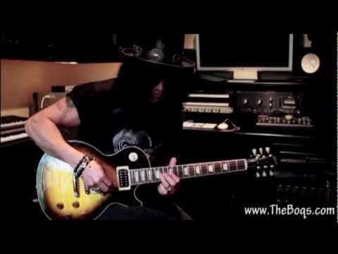 HQ Exclusive! Slash Plays Guitar on Angry Birds Game – TheBoqs.com