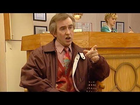 I'm Not Driving A Mini Metro - I'm Alan Partridge - BBC