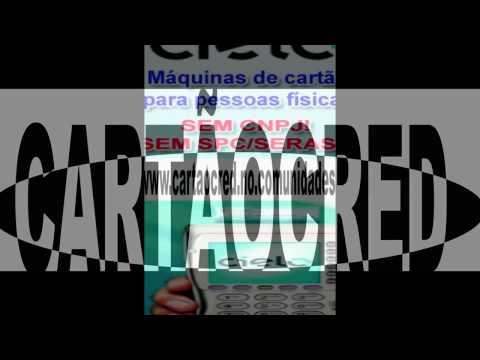 COMO CONSEGUIR MAQUINA CARTÃO CRÉDITO SEM BUROCRACIA SPC E SERASA