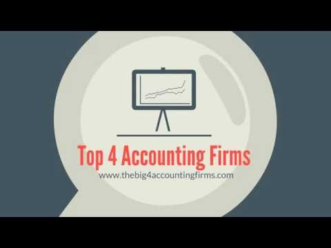 Top 4 Accounting Firms