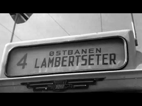Nye forstadsbaner i Oslo, 1958