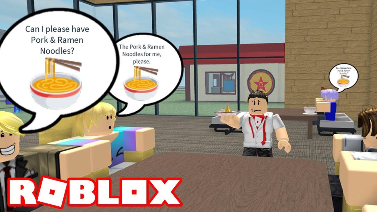 DINER DASH IN ROBLOX / Roblox Episodes / Building My