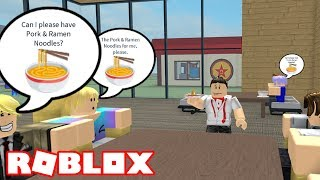 DINER DASH IN ROBLOX / Roblox Episodes / Building My Japanese Store In Restaurant Tycoon (Beta)