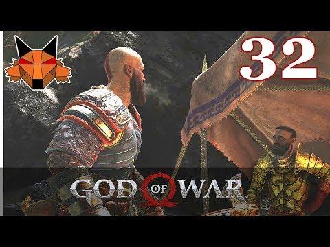 Let's Play God Of War (2018) Part 32 - Landsuther Canyon