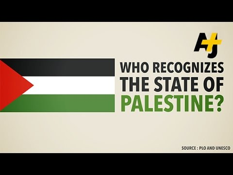 Who Recognizes The State Of Palestine?