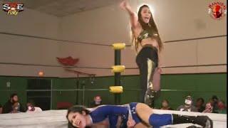 Jazmin Allure vs Madi Wrenkowski - SWE Fury Full Match