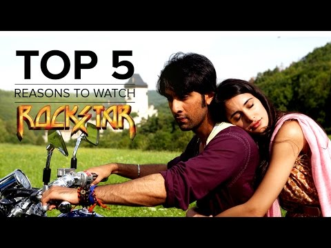 Top 5 Reasons to Watch Rockstar