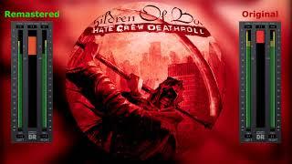 Children Of Bodom - Hate Crew Deathroll (Remastered 2021)