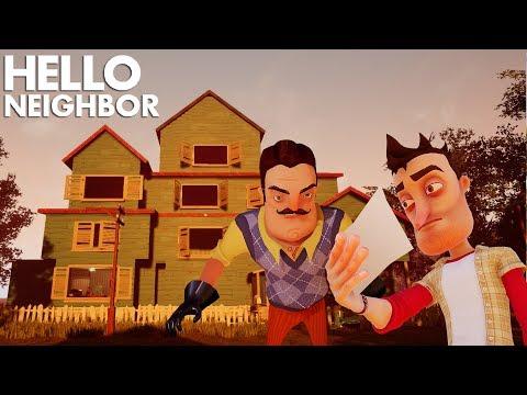 The Neighbor's ORIGINAL HOUSE!!!   Hello Neighbor (Beta 3 Mods) thumbnail