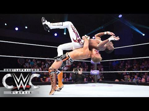 Akira Tozawa vs. Kenneth Johnson - First Round Match: Cruiserweight Classic, July 20, 2016