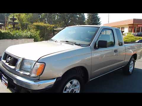 2000 Nissan Frontier | Read Owner and Expert Reviews, Prices