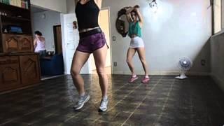 "Ensaio- Coreografia: ""Mambo number 5""- Natália Vichi"