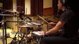 Brendan Buckley: recording drums/percussion 7/24/20