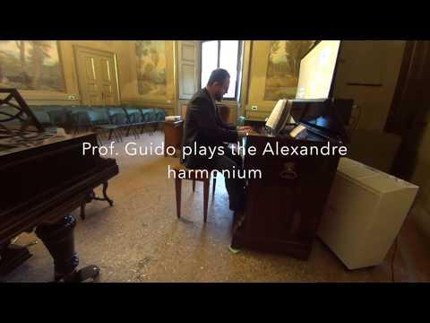 International Harmonium Conference Cremona 2019 Instrument Collection Part 1