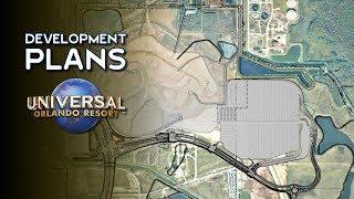 Plans for Universal Orlando's New Theme Park - Epic Universe