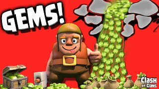 FREE Gems in Clash of Clans - Biggest Giveaway EVER! ($750+)