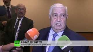 Сирия: Россия  согласует с Дамаском все удары против ИГ и ИГИЛ - арабская война