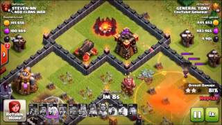SECRET STRATEGY TO 3 STAR ATTACKS ✈ Clash Of Clans Epic Town hall 11 Strategy ✈