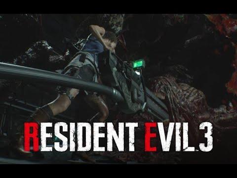 resident evil 3 remake nemesis final form