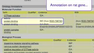 Introduction to Biomedical Ontologies #2:  Anatomy of an Ontology Annotation, part 1