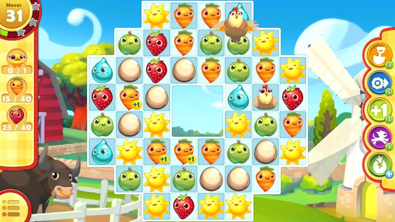 Farm Heroes Saga Android Gameplay #6