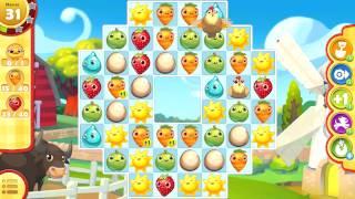 Farm Heroes Saga Android Gameplay #6 #DroidCheatGaming screenshot 2