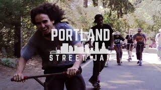 Portland Street Jam - 2016 │ The Vault Pro Scooters