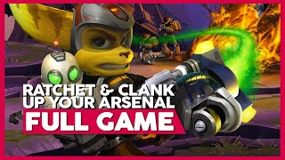 Ratchet And Clank 3 | PS3 60ᶠᵖˢ | Full Gameplay/Playthrough | No Commentary