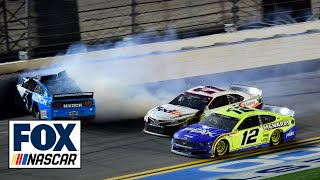 Ryan Newman talks to Shannon Spake about how the Daytona 500 crash changed his life | NASCAR ON FOX