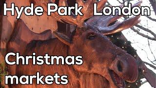 Winter Wonderland Hyde Park - Christmas In London