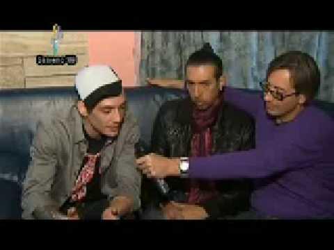 Ciccioriccio tv intervista ai gemelli diversi sanremo 2009 youtube - Gemelli diversi sanremo ...