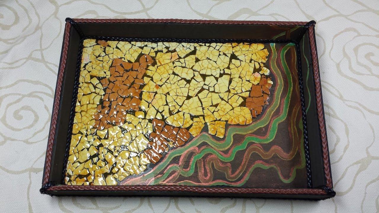 Caja Decorativas Cristal