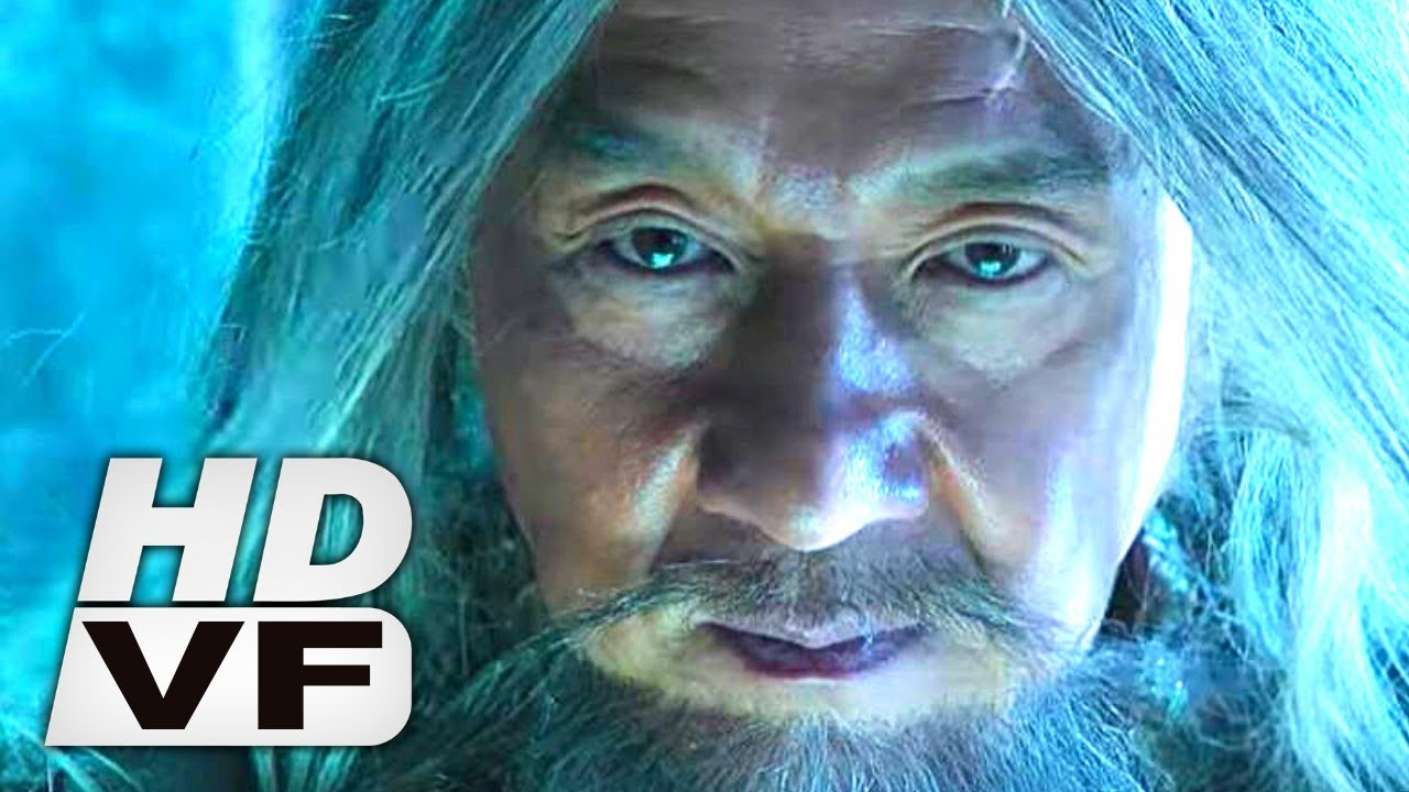 LE MASQUE DE FER (The Mystery of the Dragon Seal) Bande Annonce VF (Action, 2021) Jackie Chan