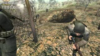 Medal of Honor: Allied Assault - Omaha Beach (Part 9) [Walkthrough]