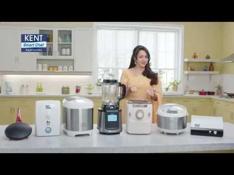 Healthy Tasty Cooking Ka Modern Tarika Kent Smart Chef Appliances